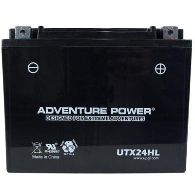 Sealed AGM 12-Volt 21 Ah Capacity D Terminal Battery