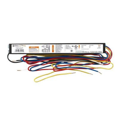 3 ft. and 4 ft. 2-Lamp T5 120-Volt Residential Electronic Ballast for 21/28-Watt