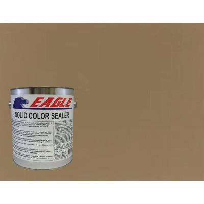 1 gal. Sandstone Solid Color Solvent Based Concrete Sealer