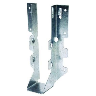 Z-MAX 2 in. x 8 in. Galvanized Double Shear Face Mount Joist Hanger