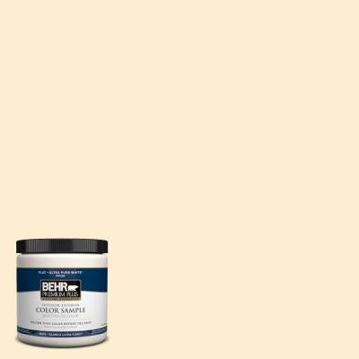 8 oz. #300A-1 Opal Cream Interior/Exterior Paint Sample