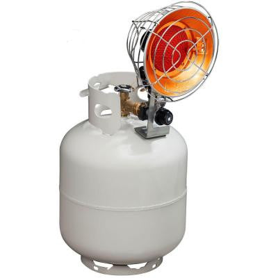 15,000 BTU Portable Single Tank Top Heater