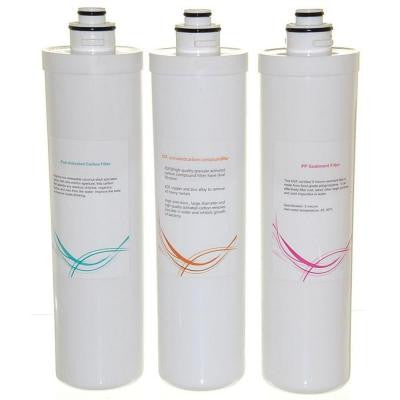 123Filter CU-A4 Ultra Filtration 6-Month Replacement Pack