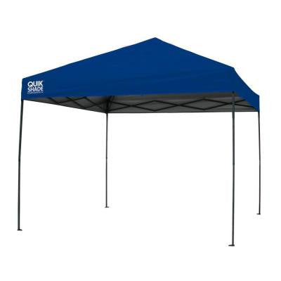 10 ft. x 10 ft. Royal Blue Instant Canopy