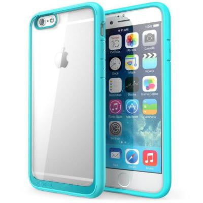 Halo Series 4.7 in. Case for Apple iPhone 6/6S - Clear Blue