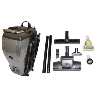 Back Up Back Pack Vacuum Multi Purpose Home Cleaning System