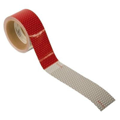 30 ft. Conspicuity Roll Tape Red