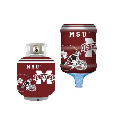 Mississippi State Bulldogs Propane Tank Cover/5 Gal. Water Cooler Cover