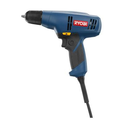 Reconditioned 4.5-Amp 3/8 in. Corded Variable Speed Reversible Drill Kit