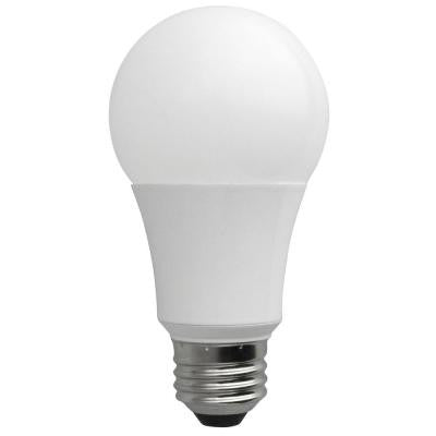 60W Equivalent Soft White A19 Non-Dimmable LED Light Bulb