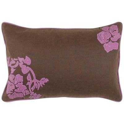 FloraC 13 in. x 20 in. Decorative Pillow