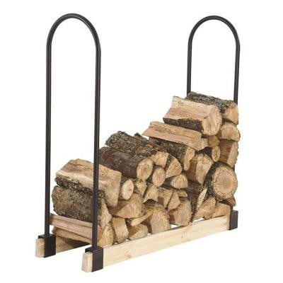 Adjustable Firewood Rack Bracket Kit