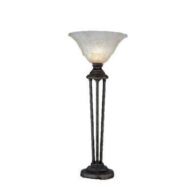 Concord 32 in. Bronze Incandescent Table Lamp