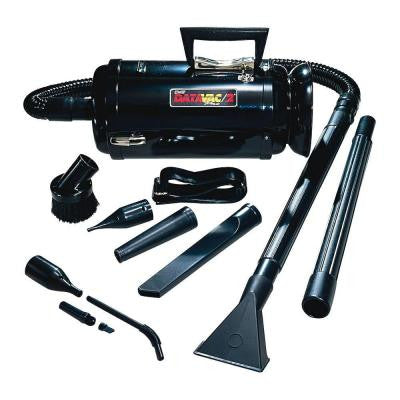 DataVac Pro Series Toner Vac, 1.17 Peak H.P. Vacuum with Variable Control