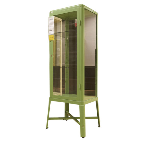 FABRIKOR Glass-Door Cabinet – Handy Delivery