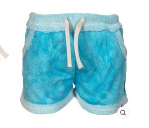 Beach Blue Jogger Short