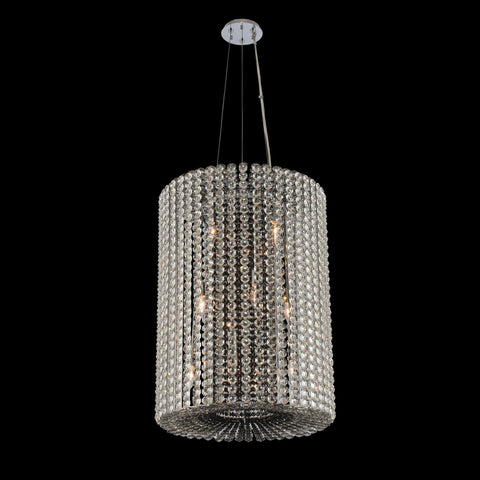 Entry chandeliers ceiling lights dazzling spaces dazzling spaces allegri anello 12 light foyer pendant aloadofball Gallery