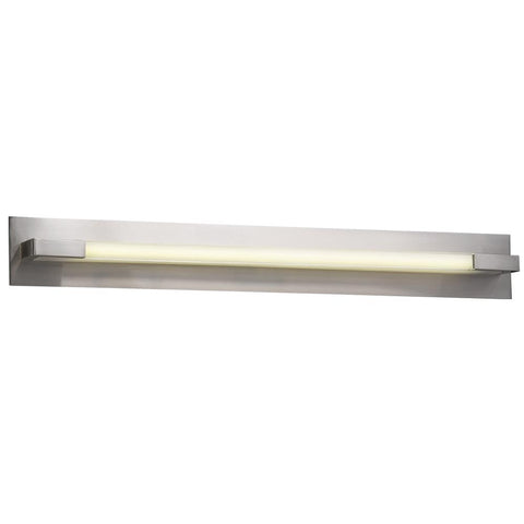 PLC 1 Light Vanity Polis Collection 1046SNLED