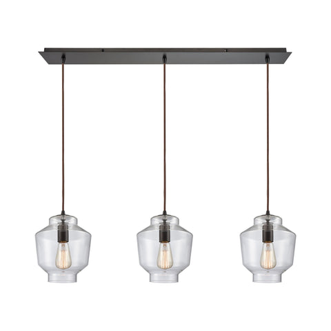 Elk Lighting 10905/3LP Pendant
