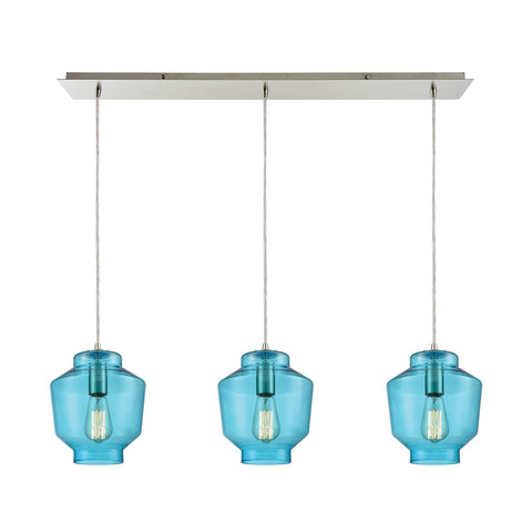 Elk Lighting 10915/3LP Pendant