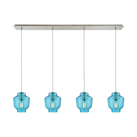 Elk Lighting 10915/4LP Pendant