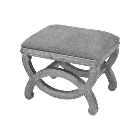 Cupertino Single Bench Furniture Sterling