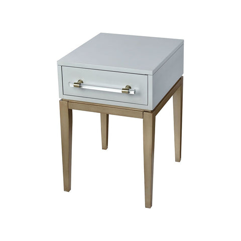 Girl Friday Accent Table Furniture Dimond Home