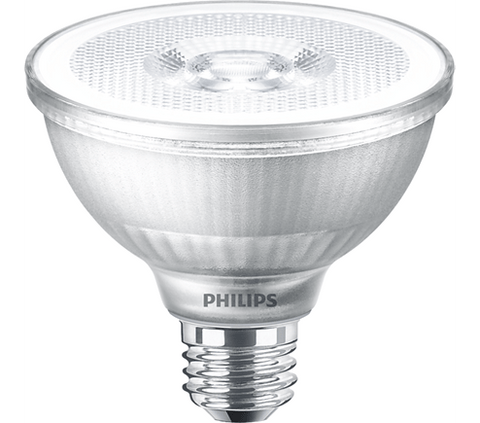 Philips 12W PAR30S 3000K 850LM Dimmable (Set of 6)