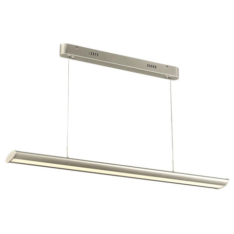 "Archie 40"" Linear LED Pendant Ceiling PLC Lighting"