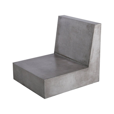 Lannister Outdoor Sofa - Single Unit
