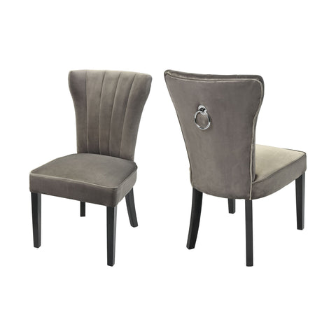Pickford Grey Dining chair Seating Stein World