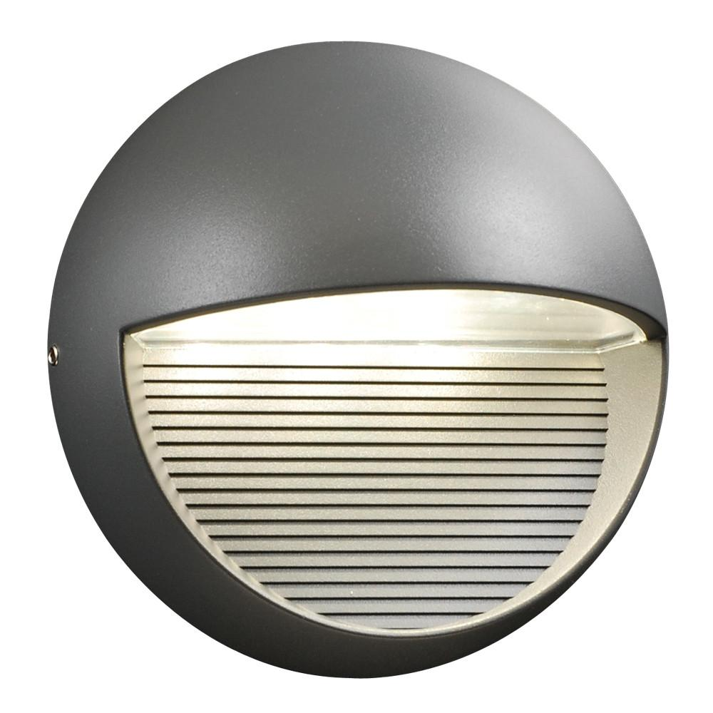 PLC Lighting 3 Light-LED Outdoor Fixture Tummi Collection 1775 BZ