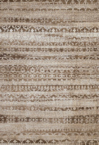 Weathered Treasures Classic Beige Rug - 4 Size Options