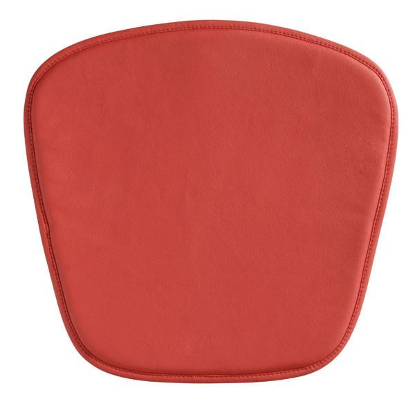 Wire/Mesh Chair Cushion Red Furniture Zuo