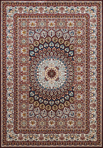 Antiquities Jaipur Ruby Rug - 4 Sizes Available
