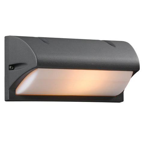 PLC Lighting 1 Light Outdoor Fixture Amberes Collection 2110 BZ