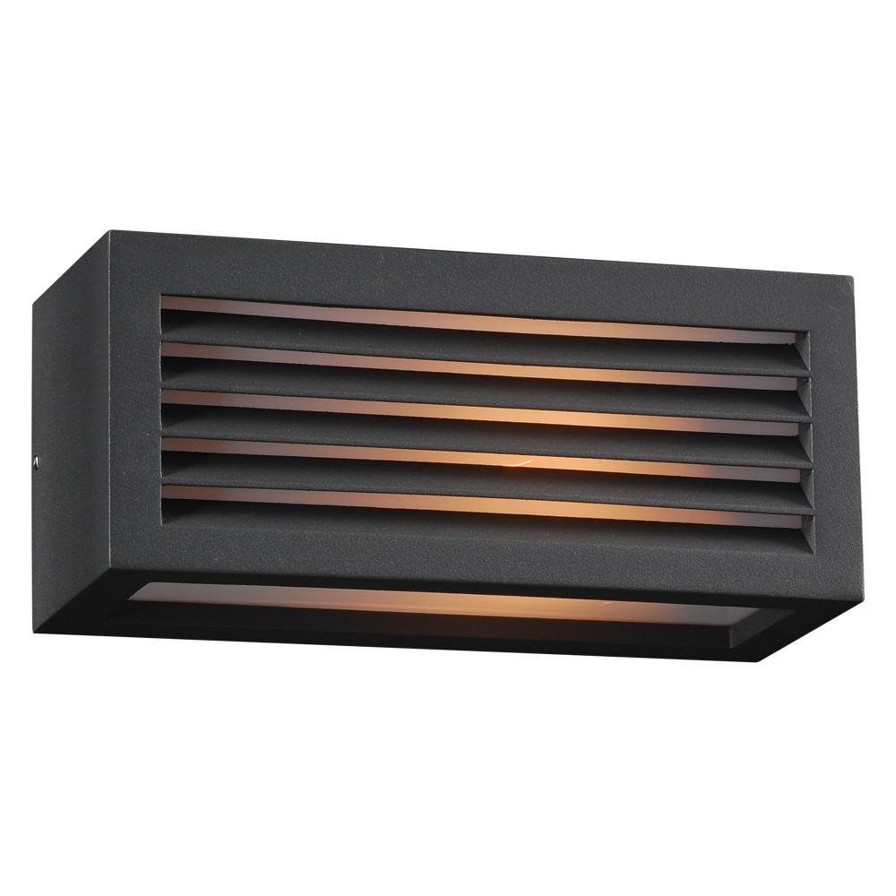 PLC Lighting 1 Light Outdoor Fixture Madrid Collection 2242 BZ