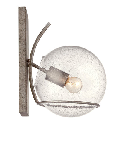 Watson 1-Lt Sconce - Silver Age Wall Varaluz
