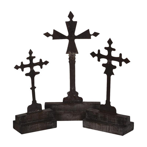 ORNATE CROSSES