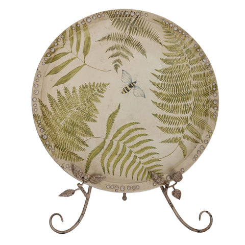 Fern Botanical Charger