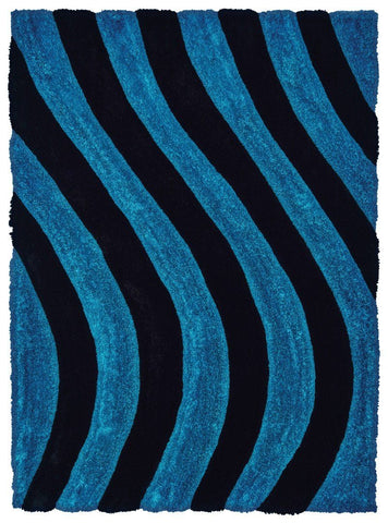 "Finesse Collection Rug - Stream Blue (3 Sizes) Rugs United Weavers Mat 1'10"" x 2'7"""