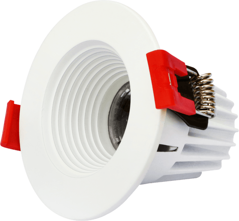 "2"" LED SnapTrim Recessed Canless Downlight"