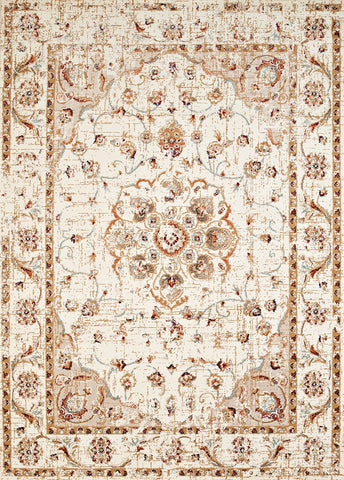 Bridges Ponte Vecchio Linen Rug - 6 Sizes Available