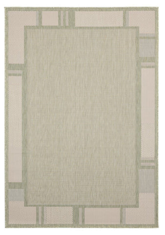 "Augusta Collection Collection Rug - Green (2 Sizes) Rugs United Weavers Area 5'3"" x 7'6"""