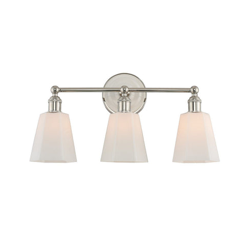 "Greenwich 3 Light 21""w Bath Vanity Fixture"