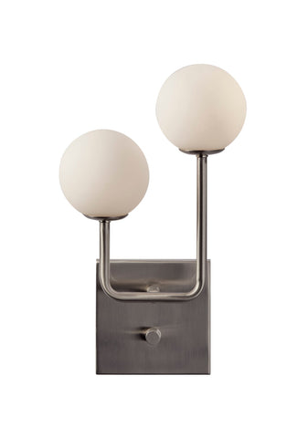 Asbury LED Wall Lamp Lamps Adesso