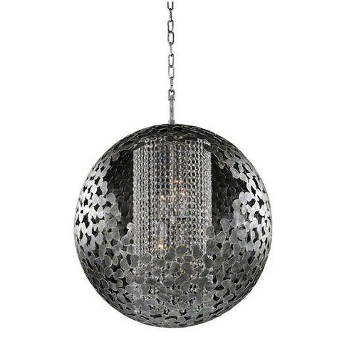 Belladonna 6 Light Chandelier (26 Inch) Ceiling Kalco
