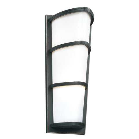 PLC Lighting 2 Light Outdoor Fixture Alegria Collection 31915 ORB