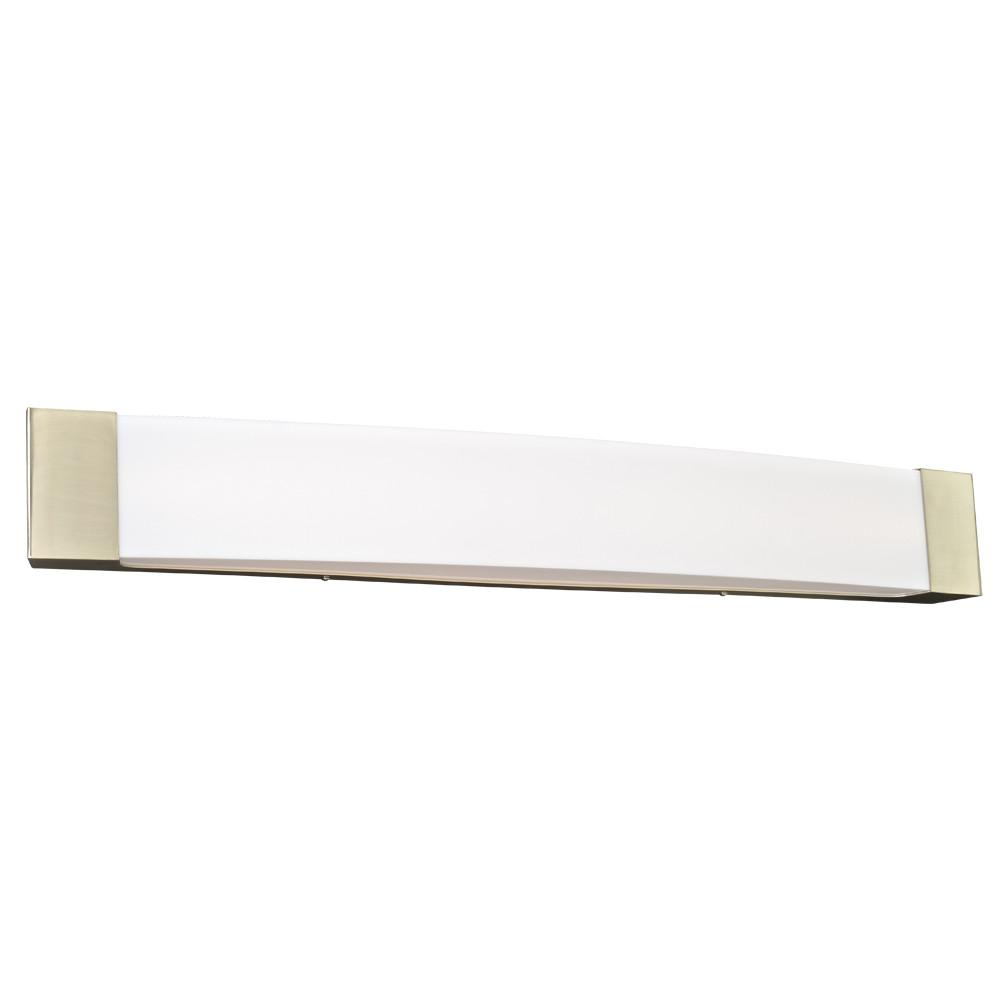 "Pomeroy 37""w LED Vanity Fixture Wall PLC Lighting"