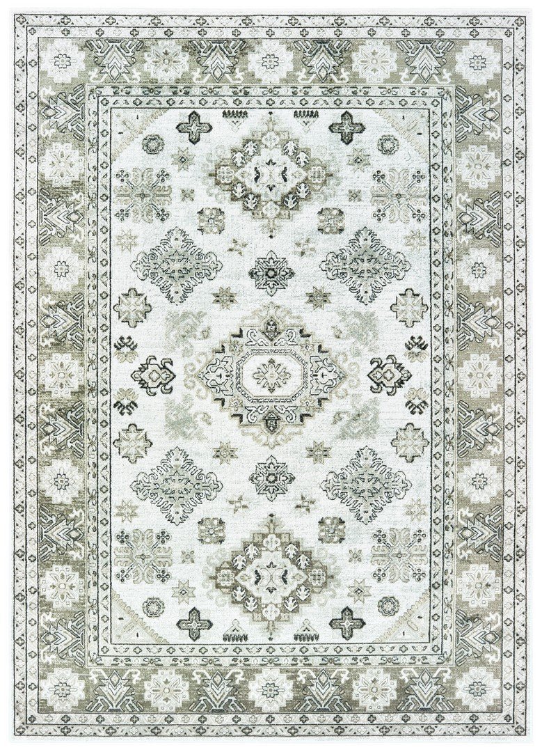 "Royalton Collection Rug - Cream (8 Sizes) Rugs United Weavers X-Large 9'4"" x 11'8'"